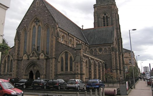 St Mary's Episcopal Cathedral, Glasgow, Scotland