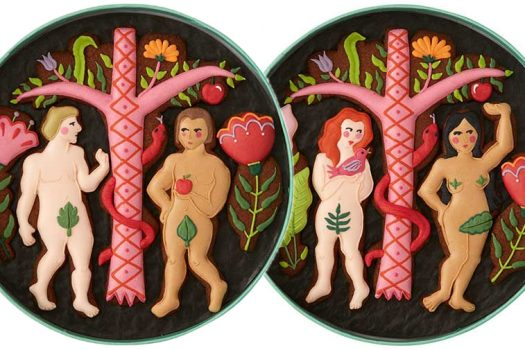 Photo of Fortnum's gay biscuit tins