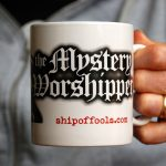 Mystery Worshipper mug