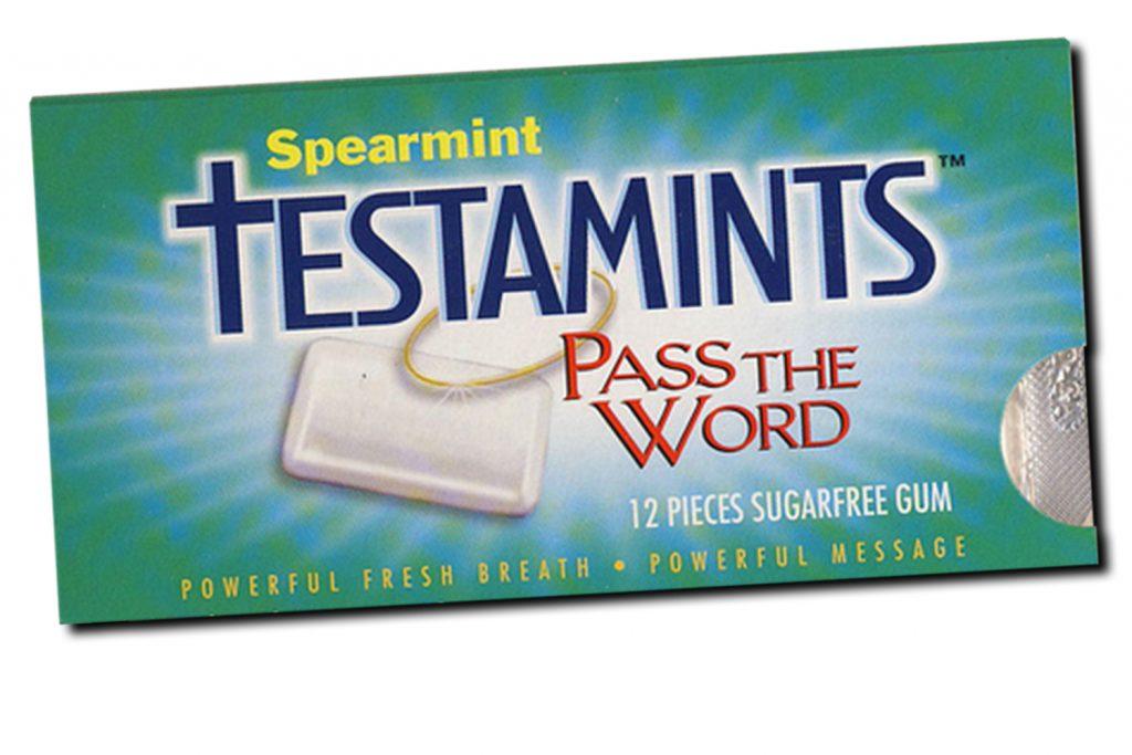 Photo of Testamints