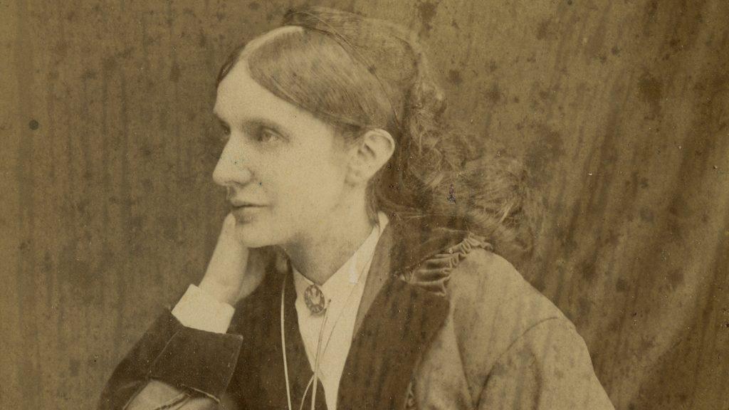 Photograph of Josephine Butler
