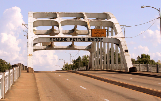 Edmund Pettus Bridge, Alabama