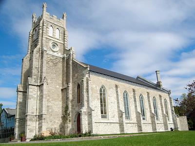St Thomas, Belleville, Ontario, Canada