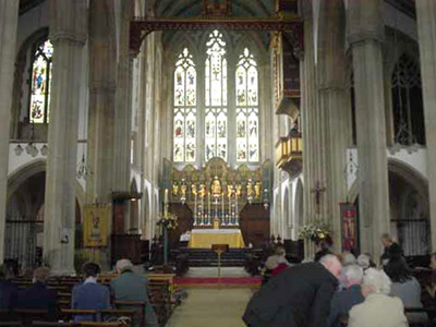St German of Auxerre, Adamsdown, Cardiff, Wales