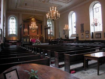 St Paul's, Covent Garden, London