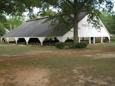 Salem Camp Meeting, Covington, Georgia, USA
