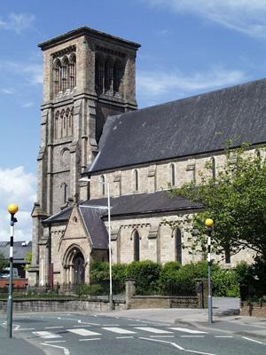 St John the Evangelist, Darlington, England