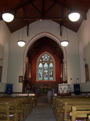Inishmacsaint Parish, Derrygonnelly, Northern Ireland