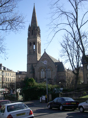 St Jude's, Glasgow, Scotland