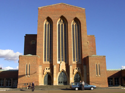 Cathedral of the Holy Spirit, Guildford