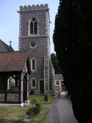 St Margaret of Antioch, Iver Heath, Buckinghamshire, England