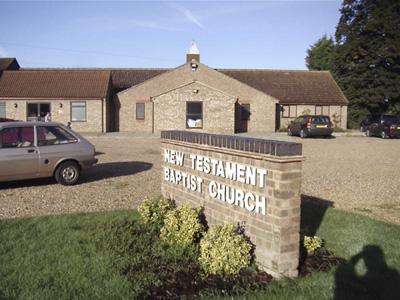 New Testament Baptist, Kenny Hill, Bury St Edmonds, Suffolk