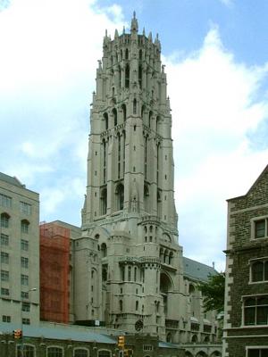 The Riverside Church, Manhattan, New York