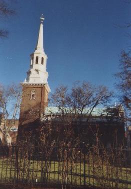 Christ Church, Philadelphia, Pennsylvania, USA