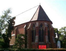 St Mary the Virgin, Swanley, Kent