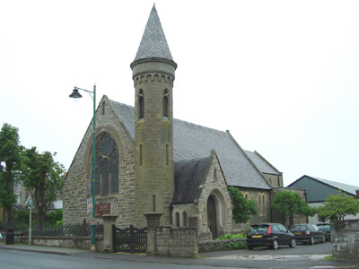 St Peter and the Holy Rood, Thurso, Caithness, Scotland