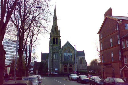 Fisherwick Presbyterian Church Belfast