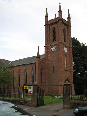 St Michael's, Stanwix, Carlisle, Cumbria