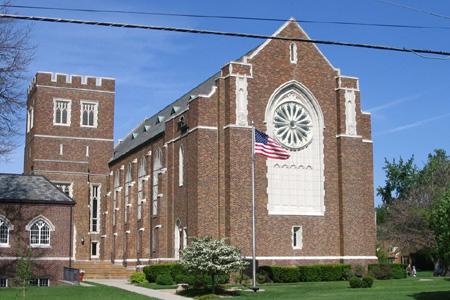 Westminster Presbyterian, Des Moines, Iowa, USA
