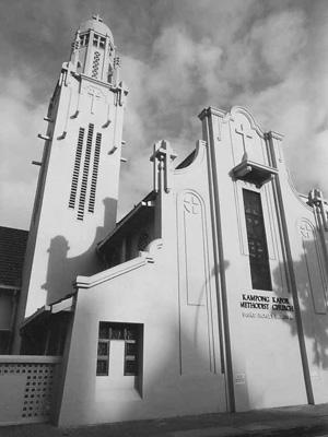 Kampong Kapur Methodist, Little India, Singapore