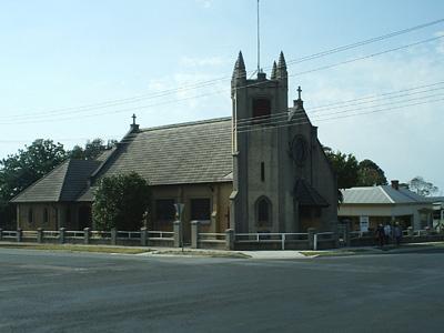 St James Memorial, Orbost, Victoria, Australia