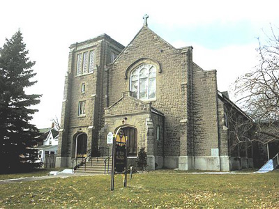 St Mary Magdalene, Picton, Ontario