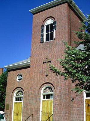Holy Trinity, Portland, Maine