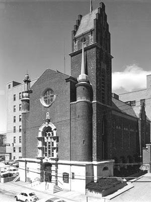 Gloria Dei Evangelical Lutheran, Providence, Rhode Island