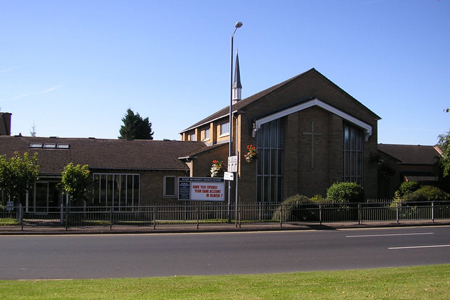Rugby Methodist Centre, Rugby, England