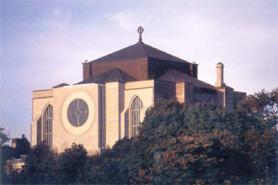 St Mark's Cathedral, Seattle