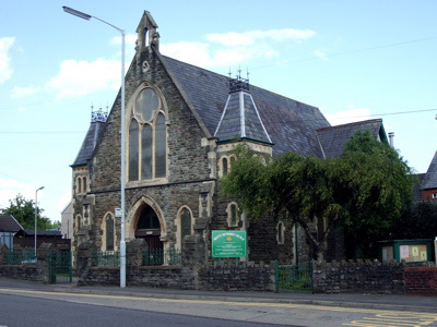 Sketty Methodist, Swansea