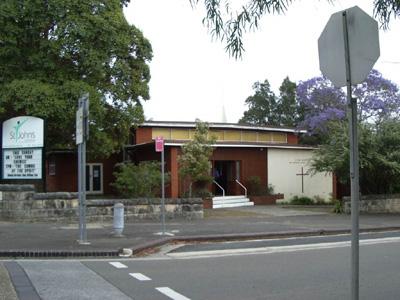 St John's, Sutherland, Sydney, Australia