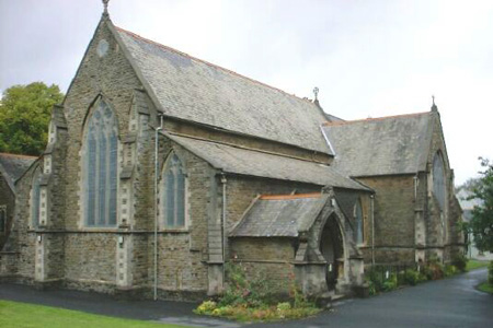 St James, Uplands, Swansea, Wales