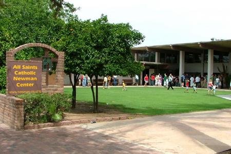 All Saints Catholic Newman Center, Arizona State University, Tempe, Arizona, USA