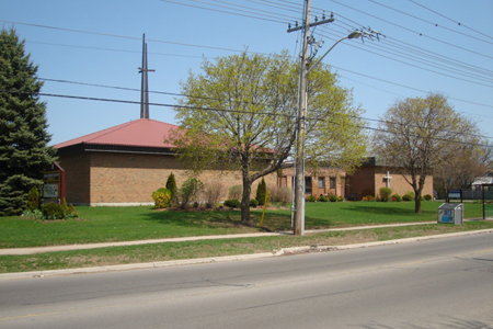 Grace United, Barrie, Ontario, Canada