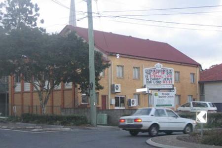 Rosalie Baptist, Brisbane, Queensland, Australia