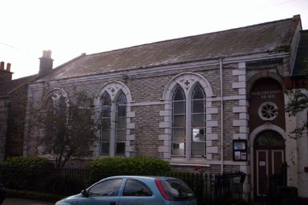 Castleton Methodist Chapel, Castleton, North Yorkshire, England