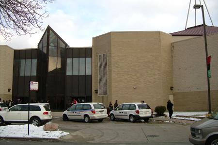 Trinity United Church of Christ, Chicago