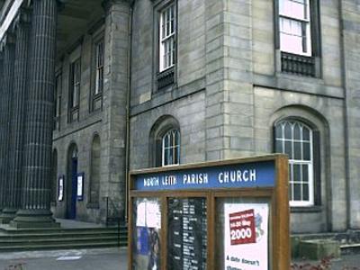North Leith Parish, Edinburgh, Scotland