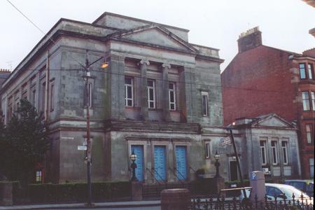 Hillhead Baptist, Glasgow