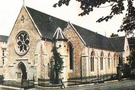 St Silas, Glasgow, Scotland