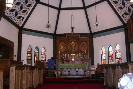 St Peter's, Hazleton, Pennsylvania, USA