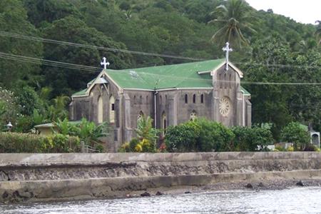 Holy Redeemer, Levuka, Fiji
