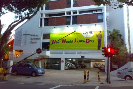Wesley Methodist, Singapore