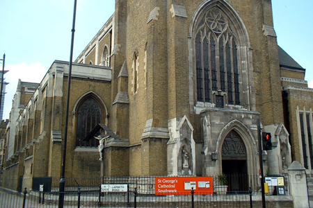 St George's Cathedral, Southwark, London