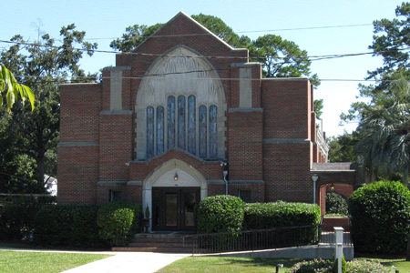 St Peter's, Tallahassee, Florida, USA