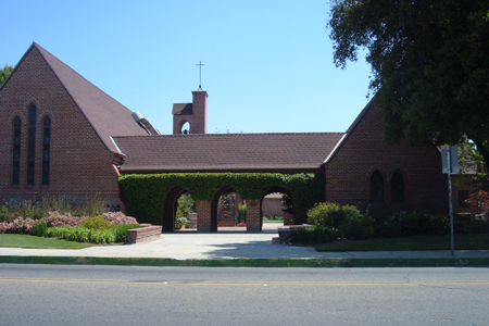 St Paul's, Visalia, California, USA