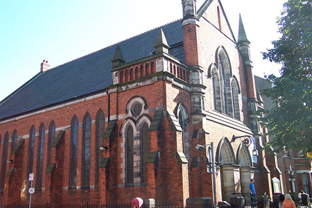 Shaftesbury Square Reformed Presbyterian, Belfast, Northern Ireland