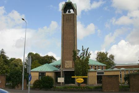 St Mark's, Gabalfa, Cardiff, Wales