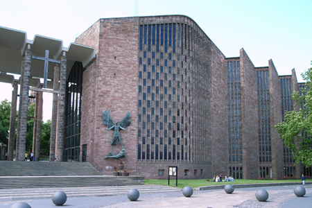 Coventry Cathedral, Coventry, England